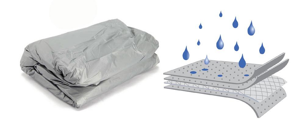 Cerada za auto Vsmart (UV, kiša, snijeg, prašina...)