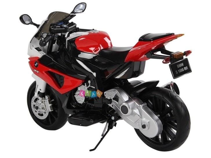 BMW S1000RR crveni - električni motocikl