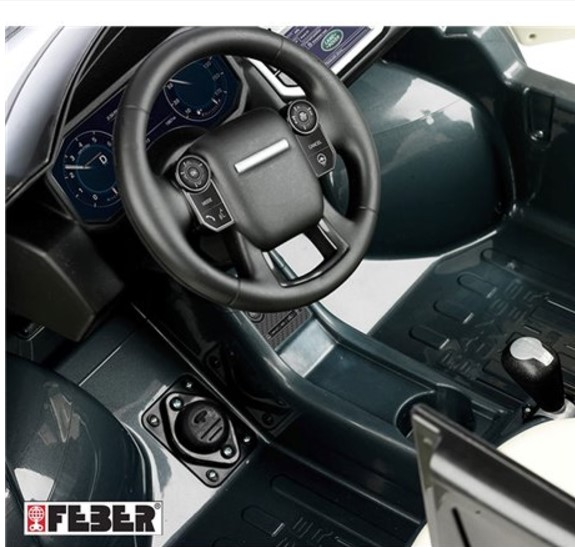 Dječji auto na akumulator - Range Rover Feber