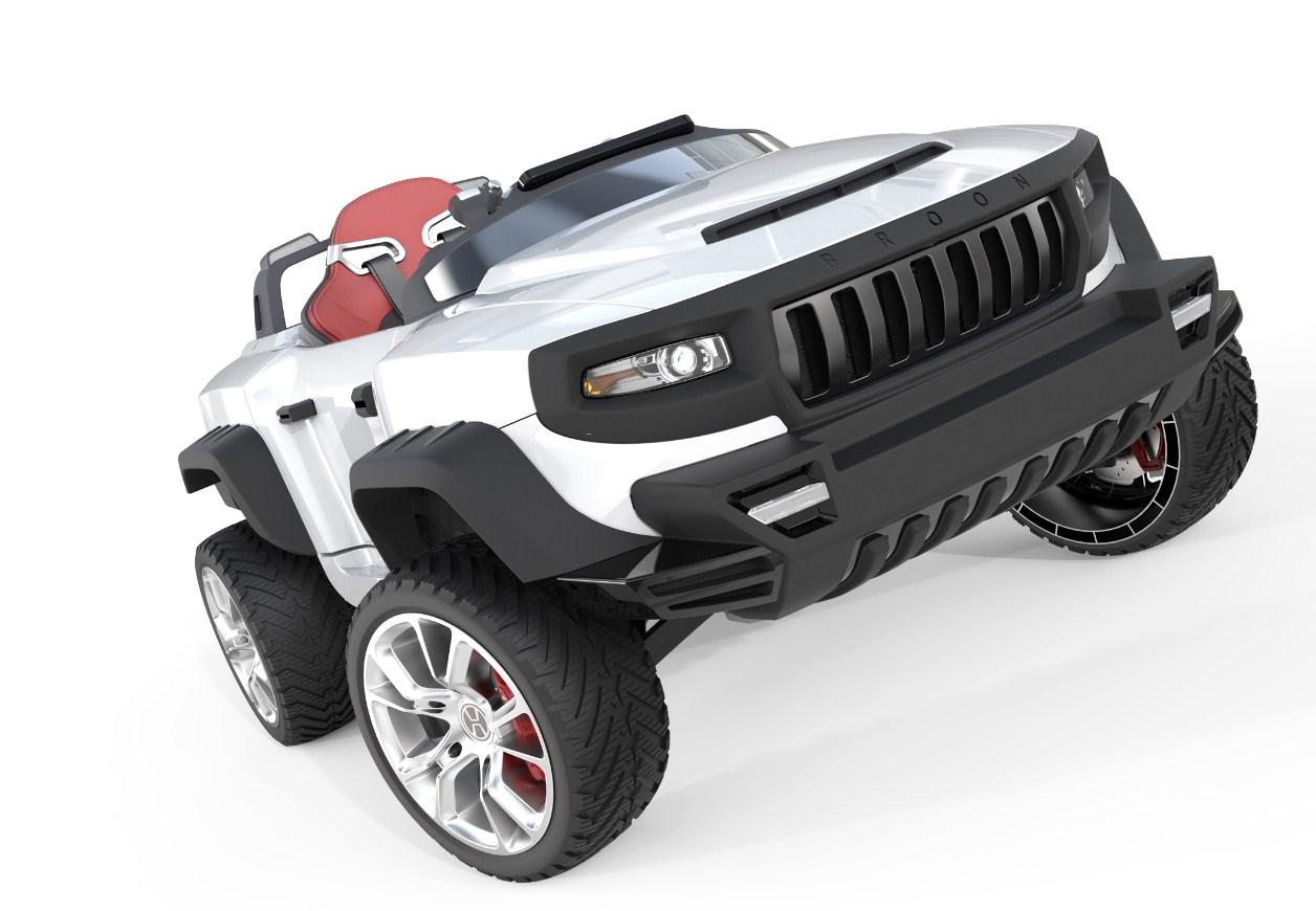 Henes BROON T870 Sport- Luksuzni dječji električni automobil
