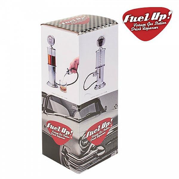 Retro točionik - Fuel up