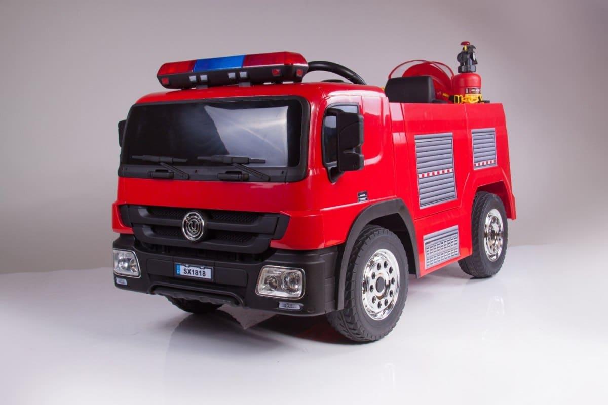 vatrogasni kamion na akumulator