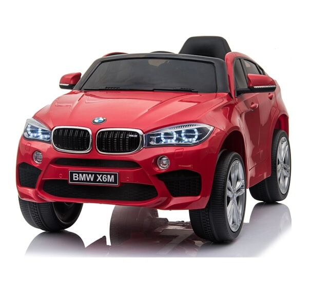 auto na akumulator bmw x6m