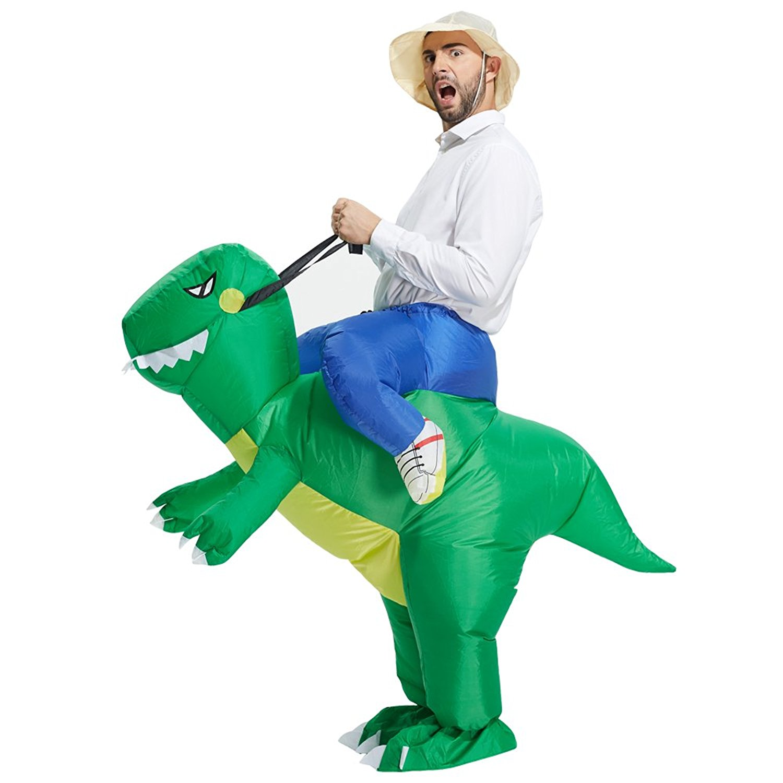kostim dinosaur