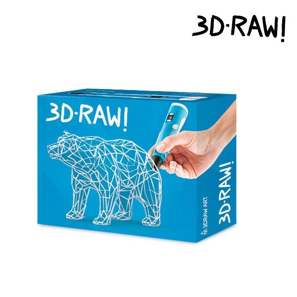 Magična olovka 3D·RAW