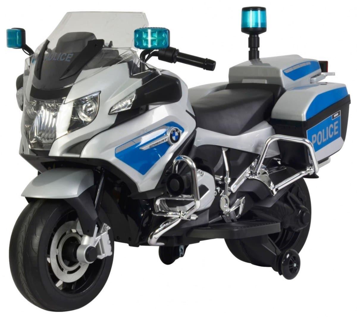 motor na akumulator - Bmw police