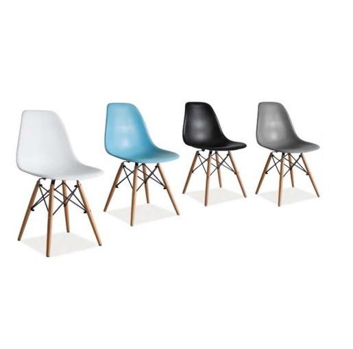 Set stolica Oslo - 4 komada