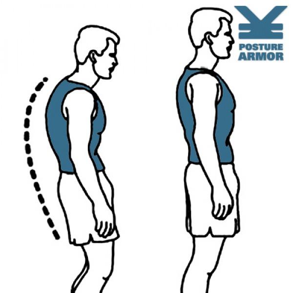 Potporanj za leđa - Posture Armor