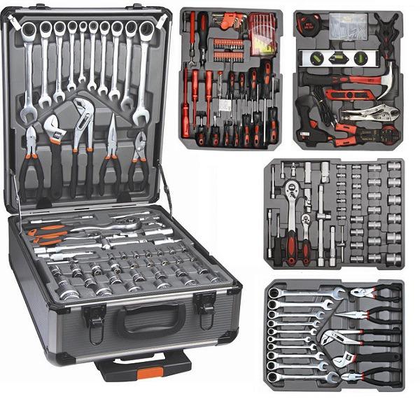 Kraftmate - 186 dijelni set alata u koferu